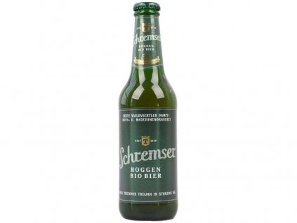 Bio žitné pivo SCHREMSER 0,5l