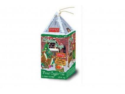 Čaj zelený Vánoční domeček Liran- 20x2g