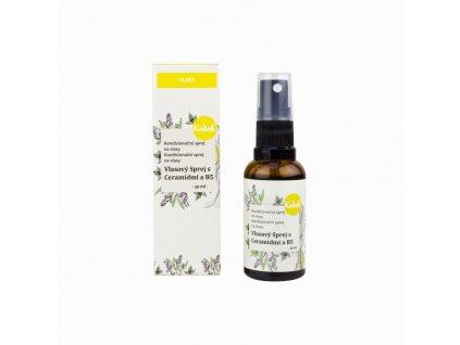 Kvitok Sprej na rozčesání a ochranu vlasů (30 ml)