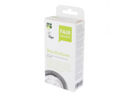 Fair Squared Kondom Max Perform (10 ks)