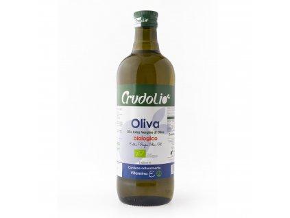 Olej olivový 1 l BIO CRUDOLIO