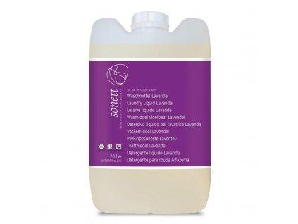 SONETT Prací gel na bílé a barevné prádlo 20 l