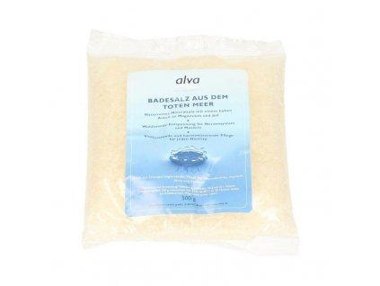 ALVA koupelová sůl 500 g