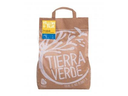 Tierra Verde – Prášek do myčky (Yellow & Blue), 5 kg