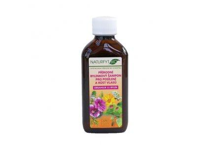 Přír.bylin.šampon-Posílení (Naturfyt CPK) 200 ml