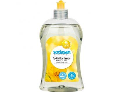 Prostředek na nádobí Citron 500 ml SODASAN