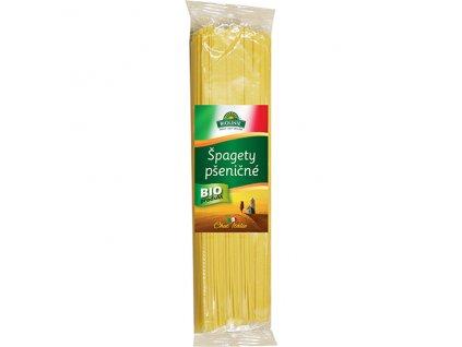 Špagety pšeničné bílé 500 g BIO BIOLINIE