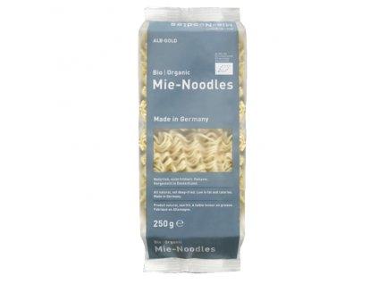 Nudle pšeničné instantní 250 g BIO ALB GOLD