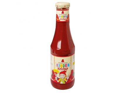 Kečup dětský slazený jablky 500 ml BIO ZWERGENWIESE