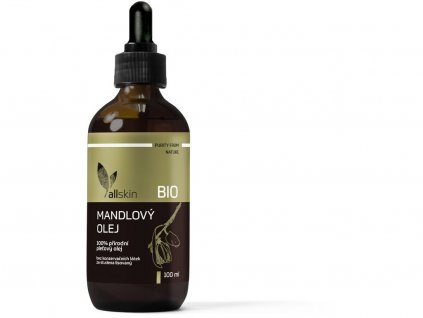 Bio Mandlový olej Allskin 100ml