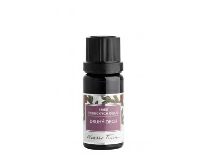 Nobilis Tilia Směs éterických olejů - Druhý dech (10 ml)