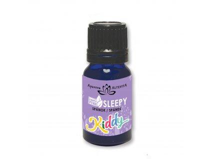 Esenciální olejová směs Kiddy Sleepy - Spánek 10 ml Altevita