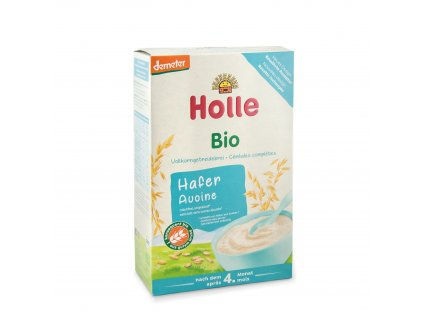 Ovesná kaše nemléčná BIO pro děti 250 g Holle