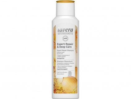 Bio Lavera Šampon Expert Repair & Deep Care 250ml
