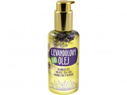 Bio Levandulový olej 100ml