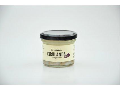 Cibulanda - pomazánka s chutí smažené cibulky - Ovegano 90g AKCE