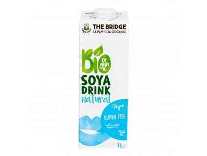 Nápoj sójový 1 l BIO THE BRIDGE