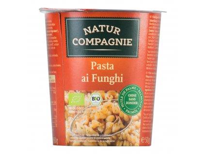 Nudle s houbami instantní 50g BIO NATURCOMPAGNIE