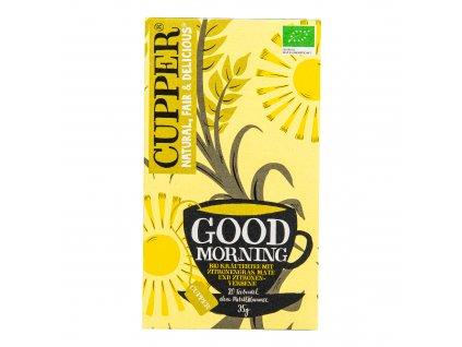 Čaj Good Morning 35 g BIO CUPPER