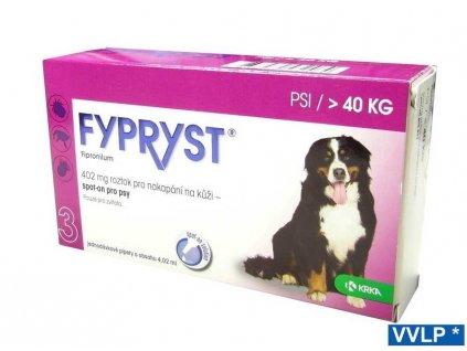 Fypryst spot-on pes XL nad 40 kg