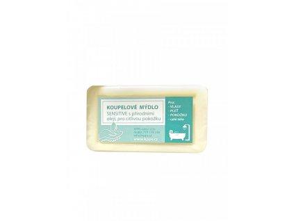 Mýdlo koupelové Sensitive 150g