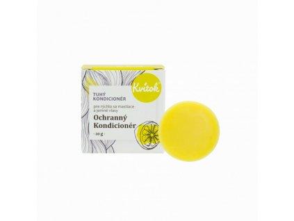 Kvitok Tuhý kondicionér pro mastné vlasy - Ochranný (20 g)