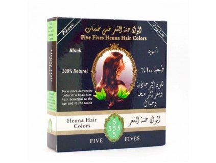 Henna Lamda černá 100 g