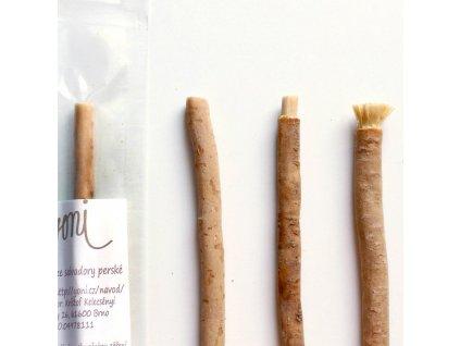 Yoni Přírodní zubní kartáček Miswaak