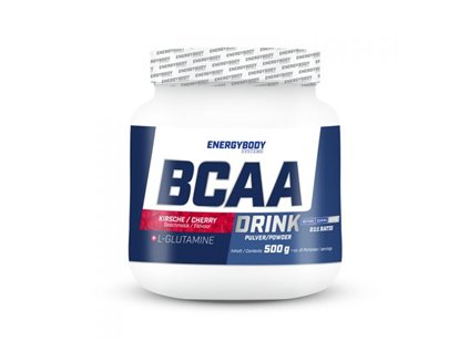 BCAA Drink 500g cherry