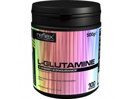 L-Glutamine 500g Reflex