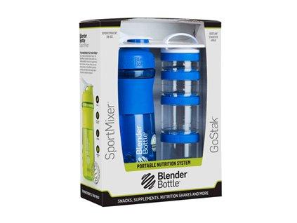Sport Mixer® GoStak modrý
