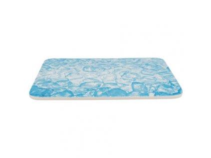 Chladící keramická podložka pro malé hlodavce 28 x 20 cm
