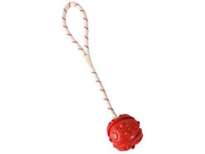 Plovoucí vrhací míč na šňůře 7cm/35cm