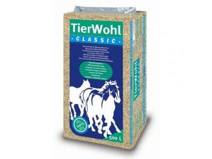 Podestýlka CHIPSI CLASSIC / TIERWOHL CLASSIC 20 kg (400 l)