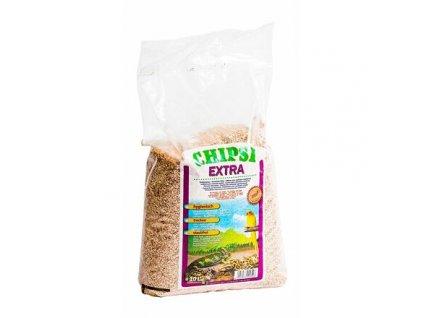 CHIPSI SMALL 10 L/3 kg dřevěné štěpky z bukového dřeva jemné - DOPRODEJ