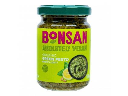 Pesto zelené 130 g BIO BONSAN