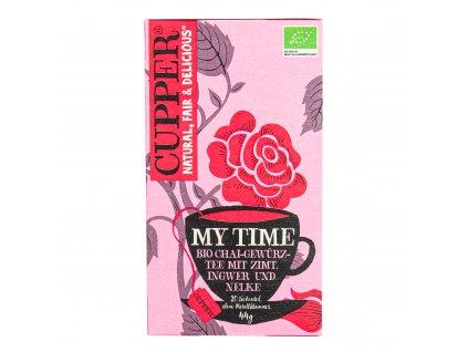Čaj My Time/Love me truly 44 g BIO CUPPER