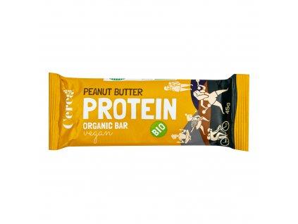 Tyčinka Protein Bar arašídová 45 g BIO CEREA