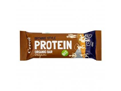 Tyčinka Protein Bar brownie 45 g BIO CEREA