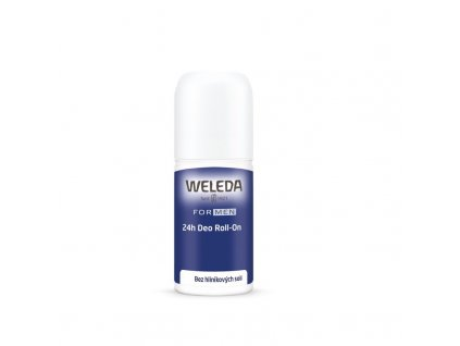 Weleda Deodorant roll-on 24h - pro muže (50 ml)