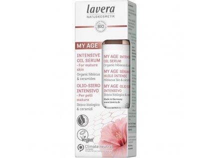 lavera My Age Intenzivní olejové sérum 30 ml