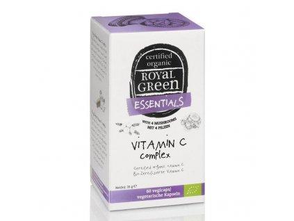 Royal Green Bio Vitamín C komplex 60 tablet