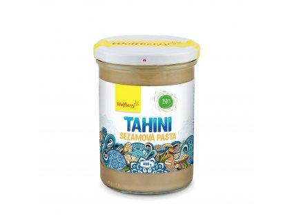 Tahini sezamová pasta BIO 400 g Wolfberry