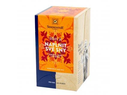 Čaj Naplnit své sny 30,6 g BIO SONNENTOR