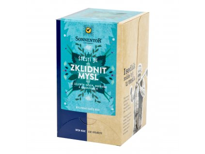 Čaj Zklidnit mysl 30,6 g BIO SONNENTOR
