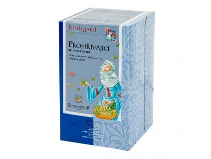 Čaj Prohřívací 23,4 g BIO SONNENTOR