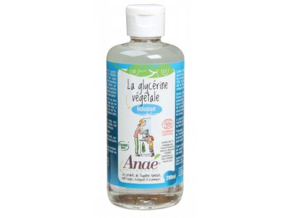 Anaé by Ecodis Rostlinný glycerin BIO (200 ml)