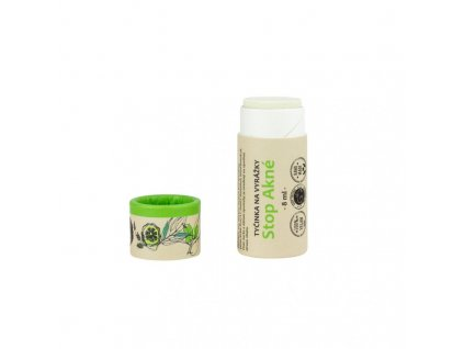 Kvitok SOS Zinková tyčinka na pupínky a opary (8 ml)