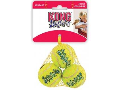 Hračka tenis Airdog míč 3ks KONG XS