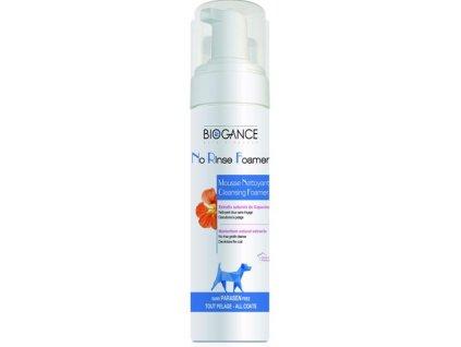 Biogance No rinse foamer dog - pro psy 200 ml